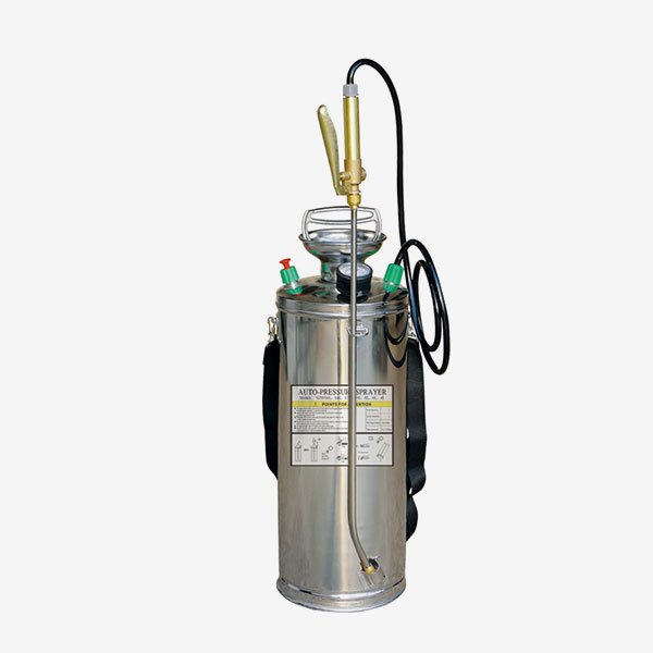 3WB-1800-6A 6L Inox Sprayer