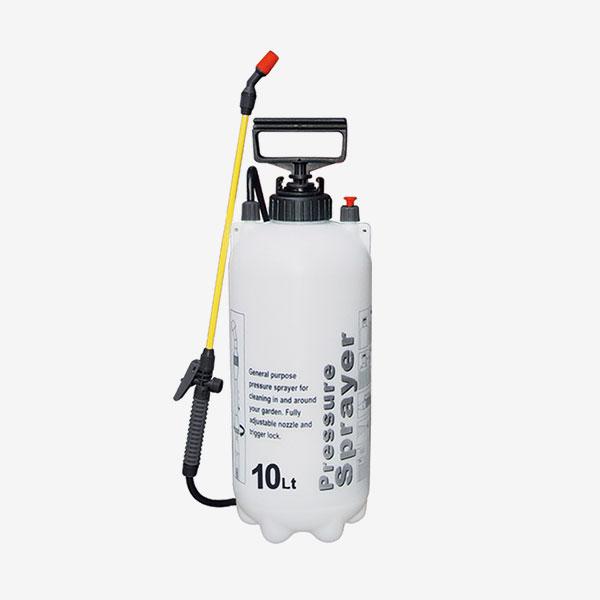 XF-10B 10L Black Cover Pressure Sprayer